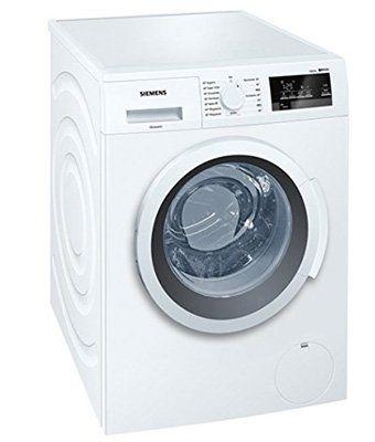 Siemens WM14T3V0 iQ500 Waschmaschine mit 8kg und A+++ für 419€ (statt 475€)