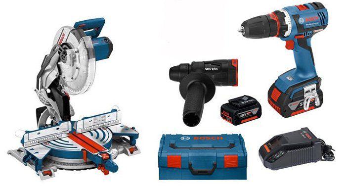 Bosch Sale bis  56% bei eBay   z.B. GSR 18 V EC Akku Bohrschrauber für 279€ (statt 390€)