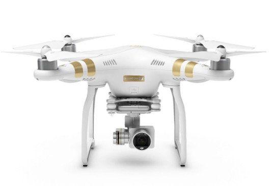DJI Phantom 3 SE bei Media Markt   4k Quadcopter mit WLAN für 599€ (statt 649€)