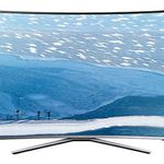 Samsung UE55KU6509 – 55 Zoll Curved 4k Fernseher mit HDR für 799€ (statt 888€)