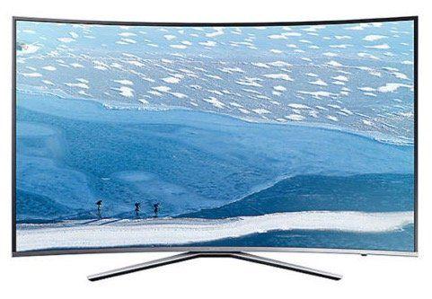 Samsung UE55KU6509   55 Zoll Curved 4k Fernseher mit HDR für 799€ (statt 888€)