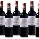 6 Flaschen Médoc AOC Cru Bourgeois Château Preuillac für 49,99€ (statt 60€)