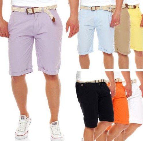 Geographical Norway PIPERNO Chino Shorts für 23,90€ (statt 30€)