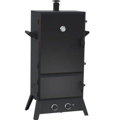 El Fuego Portland XXL AY 3171 Smoker Gasgrill für 244,99€ (statt 288€)
