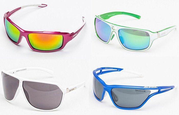 Alpina Radhelme, Sport  und Sonnenbrillen bei vente privee   z.B. Alpina Sportbrille CALLUM ab 15€ (statt 29€)