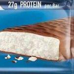 24er Pack Protein Bar Coconut für 16,15€ (statt 24€) – MHD 30.6.17