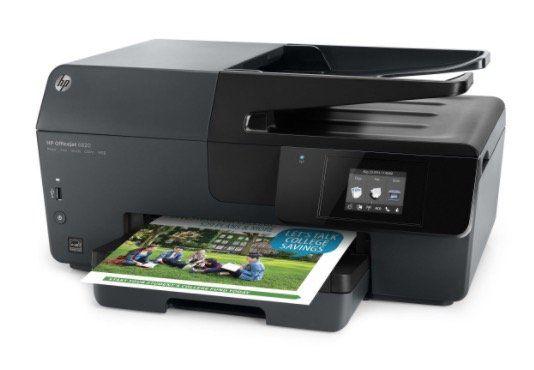HP OfficeJet 6820 e All in One Tintendrucker mit WLAN für 69€ (statt 86€)