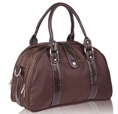 Schnell? Lässig Shoulder Bag Glam Wickeltasche für 29,99€ (statt 85€)