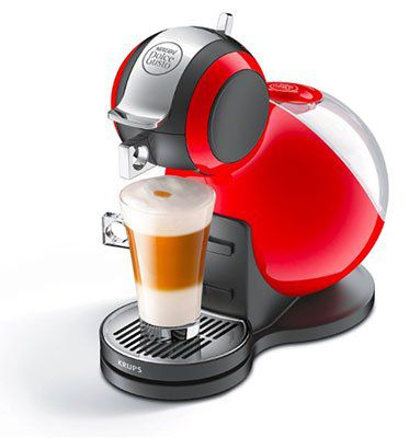 Krups KP 2205 Nescafe Dolce Gusto Melody 3 Kapselmaschine für 39,99€ (statt 48€)