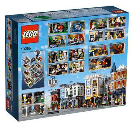 LEGO Creator   Stadtleben (10255) für 208,79€ (statt 235€)