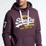 Superdry Hoodies & Zipper für Damen und Herren je 35,95€