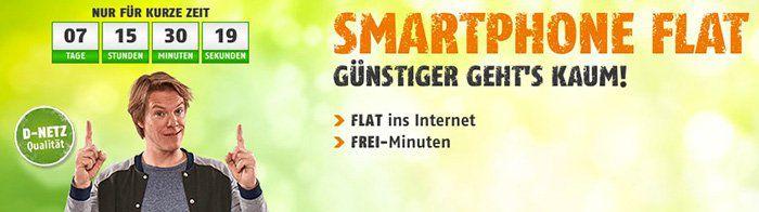 Knaller! Telekom Flat 400 mit 100 Frei Minuten + 400MB für 1,95€ mtl. + 25€ Guthaben bei Rufnummermitnahme