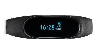 Alfawise T02 Bluetooth 4.0 Smart Armband für 5,47€ (statt 15€)