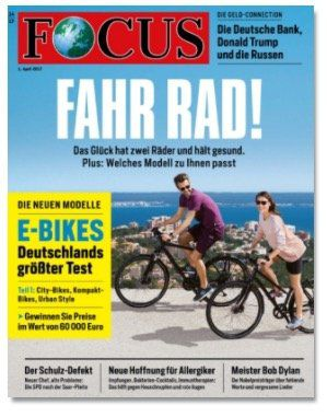 Focus Jahresabo für nur 19,90€ (statt 218,40€)   Knaller!