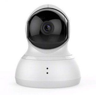 Fehler? YI Dome 360 Grad Smart IP Kamera für 33,13€ (statt 61€)