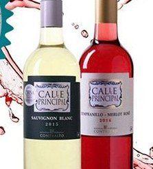 Calle Principal Weine (Rot, Weiß, Rosé) ab 3,49€ pro Flasche (statt 7,99€)   6 Flaschen MBW!