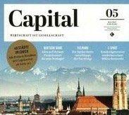 4 Ausgaben der Capital für 20,80€ + 20€ Amazon Gutschein