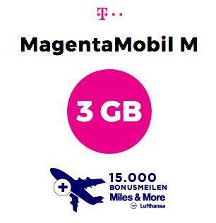 Telekom Magenta Mobil Tarife mit StreamOn + gratis Apple Music + Galaxy S8 ab 1€