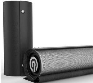 NINETEC Impulse Bluetooth Speaker mit Leder Abdeckung für 44,44€ (statt 50€)