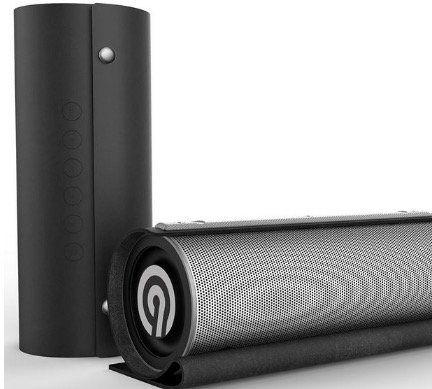NINETEC Impulse Bluetooth Speaker mit Leder Abdeckung für 59,99€ (statt 97€)