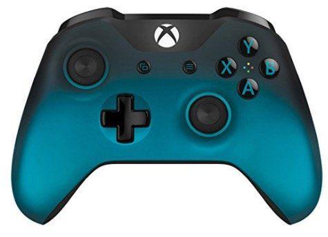 Xbox One Controller Ocean Shadow ab 44,99€ (statt 60€)
