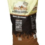 15kg BBQ JOE Best American Quebracho Blanco Steakhouse Holzkohle für 17,99€ (statt 30€)