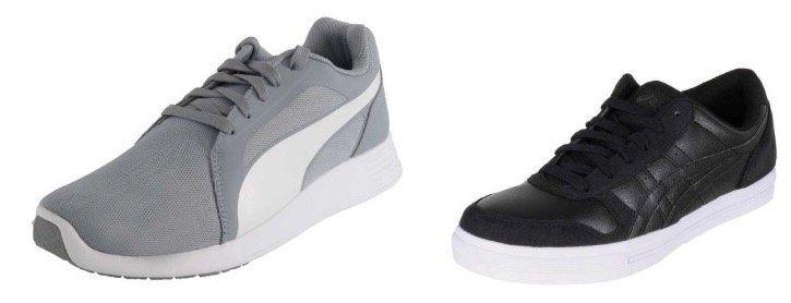 Sneaker von Puma, Asics oder Kangaroos bei TOP12   z.B. Asics Tiger Aaron für 34,12€ (statt 47€)