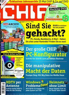 Chip Premium Jahresabo mit 12 Ausgaben für effektiv 17,60€ (statt 87,60€)