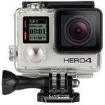 GoPro HERO4 Silver mit Dual-Ladegerät für 230€ (statt 413€) – refurbished