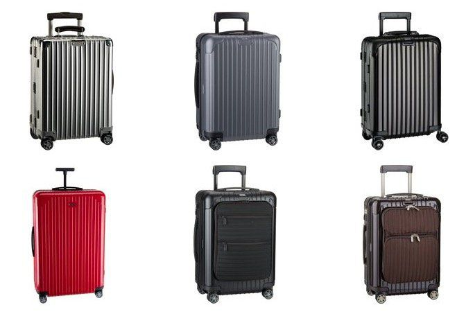 15% Rabatt auf Rimowa Koffer (nur reguläre Artikel) + 5% Extra Rabatt bei Vorkasse
