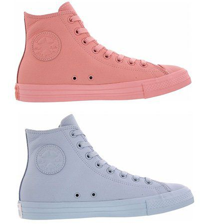 TOP! Converse Chuck Taylor All Star Pastel Damen Sneaker für je 37,43€ (statt 57€)