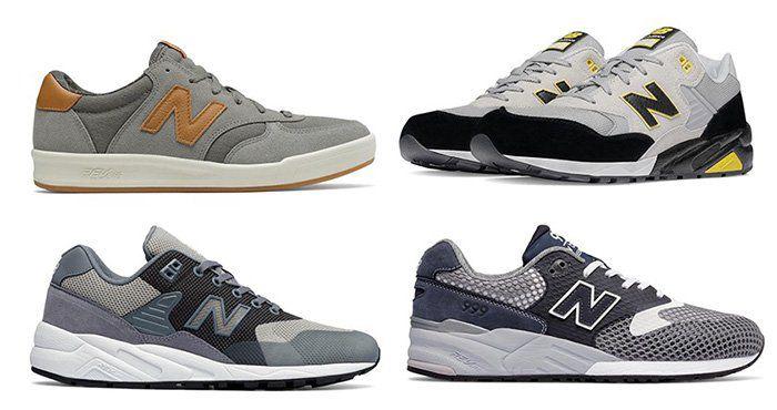 New Balance Ausverkauf bis  50%   z.B. 580 Elite Edition Sneaker für 78€ (statt 95€)