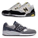 New Balance Ausverkauf bis -50% – z.B. 580 Elite Edition Sneaker für 78€ (statt 95€)