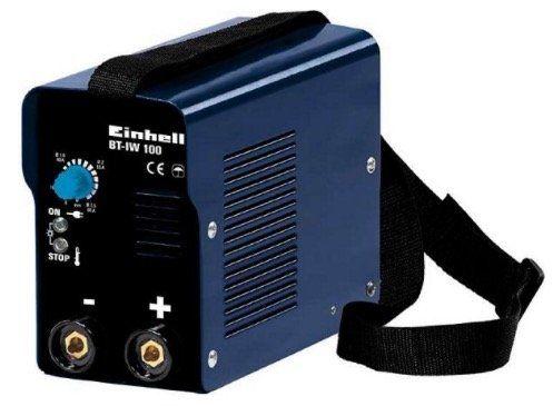 Einhell BT IW 100 Inverter Schweissgerät für 72,79€ inkl. VSK statt 118€