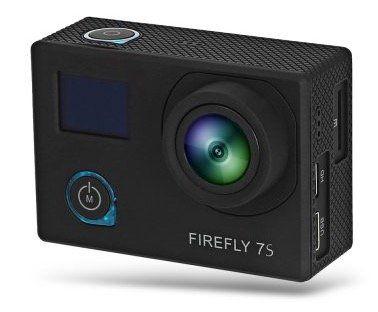 Hawkeye Firefly 7S Actioncam mit Display und WLAN für 53,39€ (statt 88€)