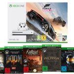 20% auf Xbox One S Konsolen und Bundles bei Media Markt
