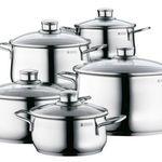 WMF Diadem Plus 5-teiliges Kochgeschirr-Set für 99,95€ (statt 124€)