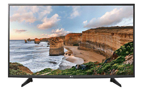 LG 49UH610V   49 Zoll 4k Fernseher mit Triple Tuner für 422€ (statt 499€)
