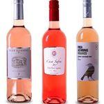 Mehrere Rosé Weine ab 3,49€ pro Flasche