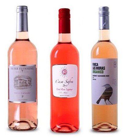 Mehrere Rosé Weine ab 2,99€ pro Flasche   6 Flaschen MBW!