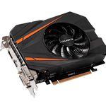 Gigabyte GeForce GTX 1070 Mini ITX Grafikkarte mit 8GB für 359€ (statt 395€) – gratis Game dazu!