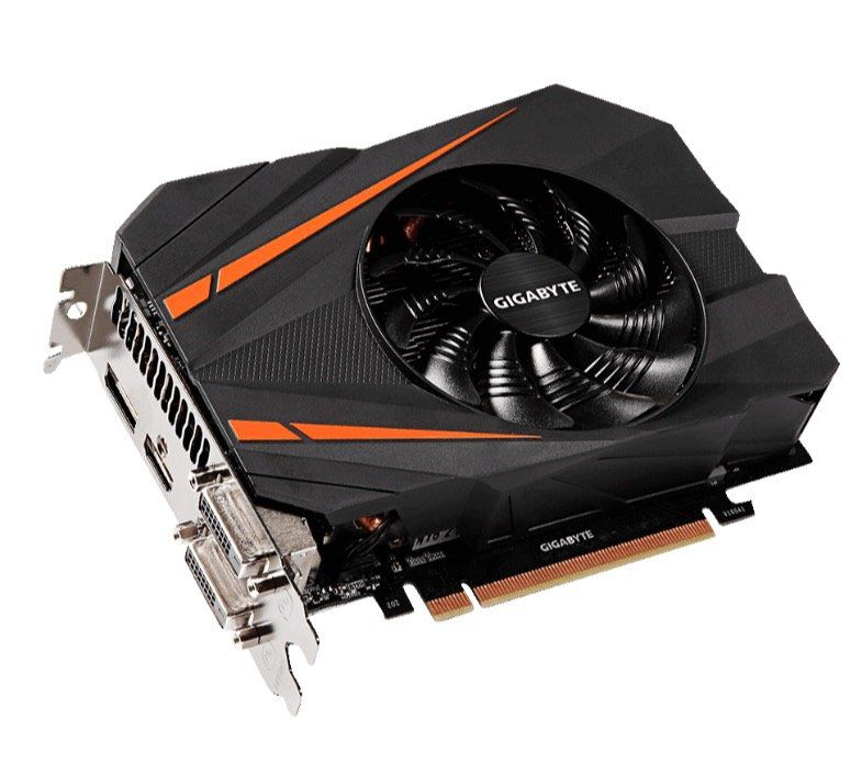 Gigabyte GeForce GTX 1070 Mini ITX Grafikkarte mit 8GB für 359€ (statt 395€)   gratis Game dazu!