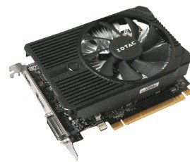 Zotac Geforce GTX 1050 Mini Grafikkarte 2GB für 99€ (statt 116€)