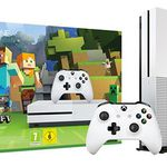 Xbox One S 500GB inkl. Minecraft ab 214,99€ + 45,80€ in Superpunkten