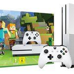 Xbox One S 1 TB inkl. Minecraft ab 166€ (statt 199€)