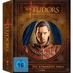 Die Tudors – Die komplette Serie auf Blu-ray für 25€ (statt 46€)