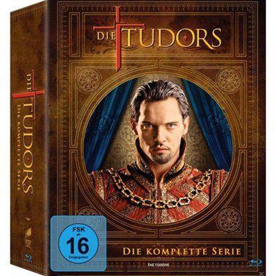 Die Tudors   Die komplette Serie auf Blu ray für 28,99€ (statt 47€)