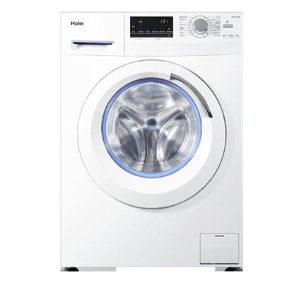 Haier HW 100 14636 Waschmaschine mit 10kg Volumen für 357€ (statt 459€)