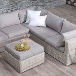 Garden Impressions Polyrattan-Loungegruppe inkl. Schutzhülle für 899,96€ (statt 1.113€)