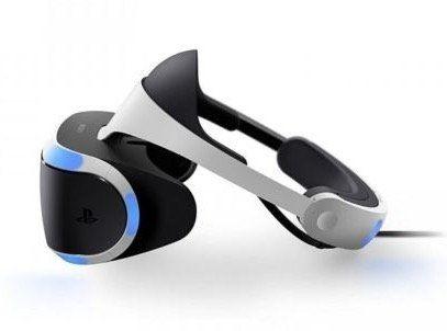 Sony Playsation VR Brille nur 179,10€ (statt 213€)